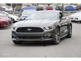 2016 Magnetic Metallic Ford Mustang EcoBoost Coupe #112068188