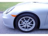 Porsche Cayman 2014 Wheels and Tires