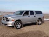 2012 Bright Silver Metallic Dodge Ram 1500 ST Crew Cab 4x4 #112067937