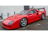 Ferrari F40 Data, Info and Specs