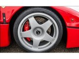 Ferrari F40 1992 Wheels and Tires