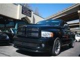 2005 Black Dodge Ram 1500 SRT-10 Quad Cab #112067928