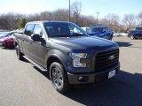 2016 Magnetic Ford F150 XLT SuperCrew 4x4 #112068492