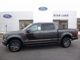 2016 Magnetic Ford F150 Lariat SuperCrew 4x4 #112068487