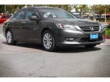 2013 Hematite Metallic Honda Accord EX Sedan #112068204