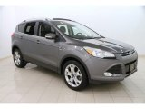 2014 Sterling Gray Ford Escape Titanium 1.6L EcoBoost 4WD #112068451