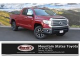 2016 Barcelona Red Metallic Toyota Tundra Limited CrewMax 4x4 #112067960