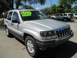 2003 Jeep Grand Cherokee Bright Silver Metallic