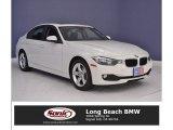 2013 Alpine White BMW 3 Series 320i Sedan #112117658
