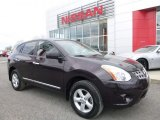 2013 Black Amethyst Nissan Rogue S Special Edition AWD #112117749