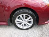 Subaru Legacy 2013 Wheels and Tires