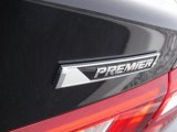 Chevrolet Malibu 2016 Badges and Logos