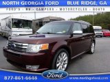 2010 Cinnamon Metallic Ford Flex Limited #112117362