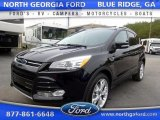 2016 Shadow Black Ford Escape Titanium #112117360