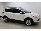 2016 White Platinum Metallic Ford Escape SE 4WD #112117334