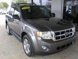 2011 Sterling Grey Metallic Ford Escape XLT #112149646
