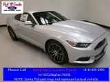 2016 Ingot Silver Metallic Ford Mustang GT Coupe #112149242