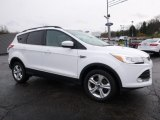 2013 Oxford White Ford Escape SE 1.6L EcoBoost #112149354