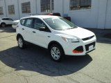 2013 Oxford White Ford Escape S #112184916