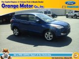 2014 Deep Impact Blue Ford Escape SE 1.6L EcoBoost 4WD #112184914