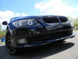 2011 Black Sapphire Metallic BMW 3 Series 335i Coupe #112184904