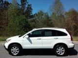 2008 Taffeta White Honda CR-V EX-L #112184715