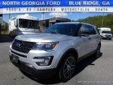 2016 Ingot Silver Metallic Ford Explorer Sport 4WD #112184704
