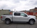 2016 Ingot Silver Ford F150 XLT SuperCrew 4x4 #112184838