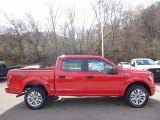 2016 Race Red Ford F150 XL SuperCrew 4x4 #112184834