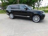 2016 Santorini Black Metallic Land Rover Range Rover Supercharged #112206925