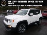 2016 Alpine White Jeep Renegade Limited 4x4 #112208397
