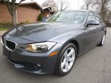 2013 Mineral Grey Metallic BMW 3 Series 320i xDrive Sedan #112208599