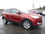 2015 Sunset Metallic Ford Escape Titanium 4WD #112208421