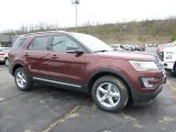 2016 Bronze Fire Metallic Ford Explorer XLT 4WD #112208413