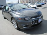 2016 Nightfall Gray Metallic Chevrolet Malibu Premier #112208538