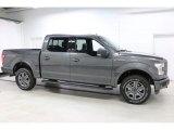 2016 Magnetic Ford F150 XLT SuperCrew 4x4 #112208281