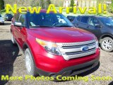 2013 Ruby Red Metallic Ford Explorer 4WD #112229343