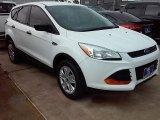 2016 Oxford White Ford Escape S #112229159