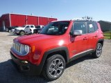 2016 Colorado Red Jeep Renegade Limited 4x4 #112229274