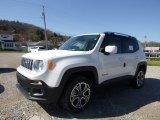 2016 Alpine White Jeep Renegade Limited 4x4 #112229273