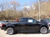 2016 Shadow Black Ford F150 XLT SuperCab 4x4 #112229213