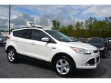 2014 White Platinum Ford Escape SE 2.0L EcoBoost #112229234
