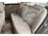 2006 Buick Lucerne CXL Rear Seat
