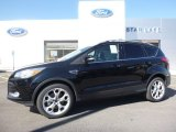 2016 Shadow Black Ford Escape Titanium 4WD #112260103