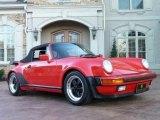 1989 Porsche 911 Carrera Turbo Cabriolet Data, Info and Specs