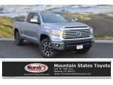 2016 Silver Sky Metallic Toyota Tundra Limited CrewMax 4x4 #112284625