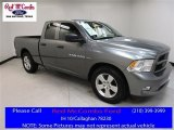 2012 Mineral Gray Metallic Dodge Ram 1500 ST Quad Cab #112284732