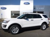 2016 Oxford White Ford Explorer 4WD #112285022