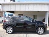2017 Black Cherry Kia Sportage LX AWD #112284773