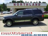 2007 Alloy Metallic Lincoln Navigator Luxury 4x4 #11216588